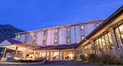 長野 木曽駒高原 森のホテル